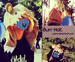 Burr Hat by Usato