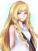 Lillie by ixJackiexx
