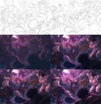 Twisted Treeline Process by Quirkilicious
