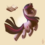 Twilight Sparkle for Harwick by WhiteDiamondsLtd
