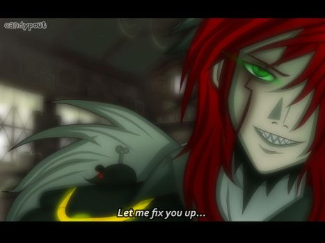 Anime screenshot- Jason The Toy maker by CandyPout