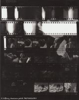 Negative Contact Sheet by As-3