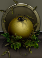 junglestyled orb by rejectsocietyfx