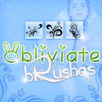 Obliviate -Brushes- by Bestouthearted