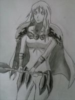 Windcutter Flora - Claymore by inspired118