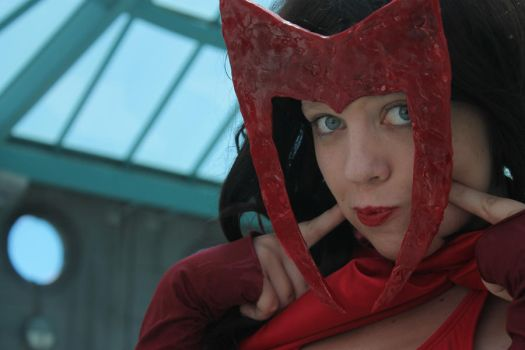 Scarlett Witch~ by Edge-Cosplay