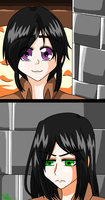 AOT Ocs- Lili And Victor. by XMaria-Onee-SamaX