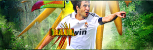 Raul Gonzales - Real Madrid by maxzon