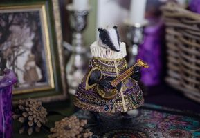Badger by LiaSelina