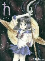 Sailor Saturn by Savarra