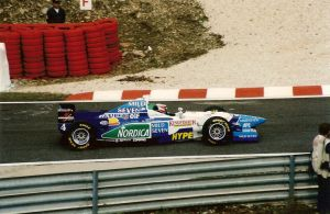 Gerhard Berger, Benetton, Estoril - 1996 by F1PAM