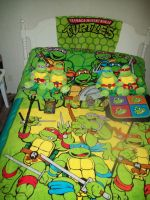 My TMNT collection by animelover2day