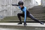 Nightwing- Steps of Gotham by twinfools
