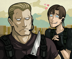 RE - OPERATION: BROMANCE by PracticalAl