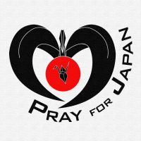 Pray for Japan by ayukat