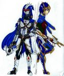 Contest Entry/// Rizz and Quinn by KnightSlayer115