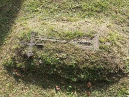 Old children orphans grave by JanR90