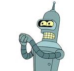Transparent Clapping Proud Bender EXPLOITABLE by penniavaswen