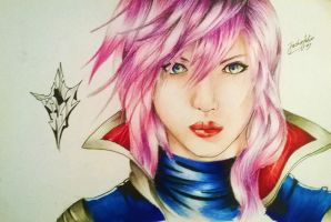 Lightning by jackiefelixwei