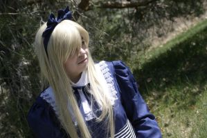 Hetalia: In Her Own World by SerenaDoll