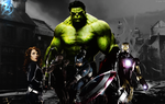 The Avengers by Mustafah00