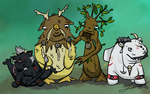 Druids will be druids by ritebraindscientist