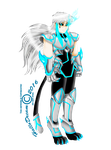 Dylan's Battle Form Updated 2016 by HalloDream