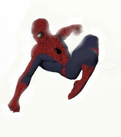 Spider-Man Painting by CMGfx