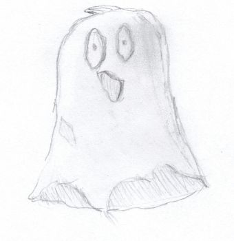 Ghost by Squidcrab