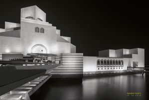Museum of Islamic Art - Qatar by PhiloGraphic