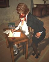 I'm Hot for Teacher by EthereaS