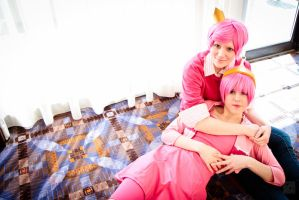 AT: Candy Kingdom Royals by zhellyzee
