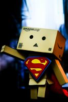 Super Danbo by simplyjinz