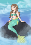 Mermaid by Rin-luver