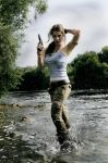 Tomb Raider 2012 Survival-adventures found me by Anastasya01