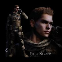 Pierce The new BSAA force by ChrisNext