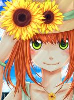 Gift: Sunflower by Kei-Niji
