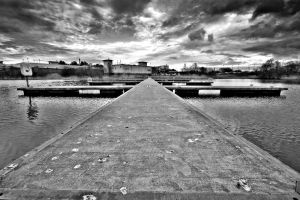 Day 43 of 365 - Jetty by mole2k