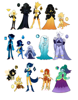 Court member Gem adopts: 4/15 OPENED by sariasong64