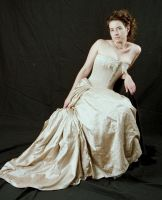 cinderella dress by hollymessinger