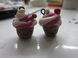 Fimo Clay Cupcake by Pizzasaur