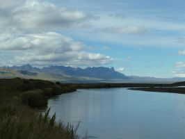 Patagonian Landscape 03 by fuguestock