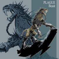 WARTORN: Plague Beast by HenryPonciano