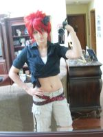 kyo sohma fruits basket gender bended cosplay 1 by AnimeVoiceKiddo