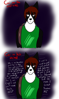 :comic: Cailean in love by SilverJinxx