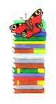 Bookmark Butterfly by Charoi