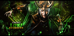 [Signature] Loki by MadaraBrek