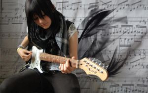 Music Love 1280x800 by point-focus-shoot