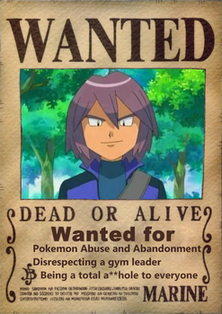 Paul Wanted Poster by SailorTrekkie92