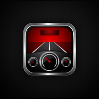 Cockpit Recorder App Icon by JureV